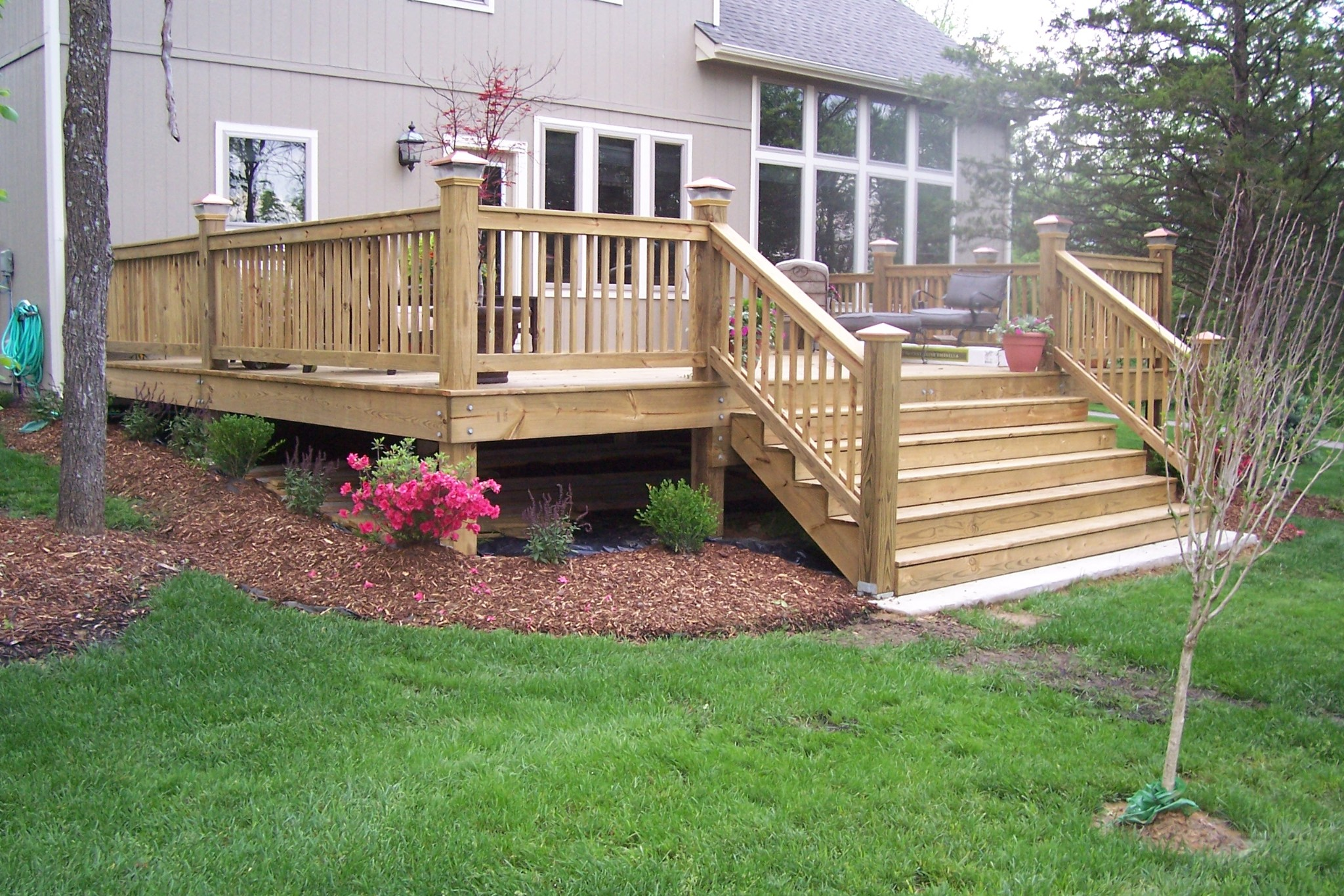 Exterior painting decks kansas overland park aaron 39 s What is the best exterior paint for decks